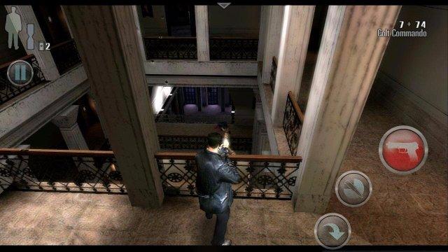 Приключения на Андроид: игра Max Payne 3 с режимом замедления