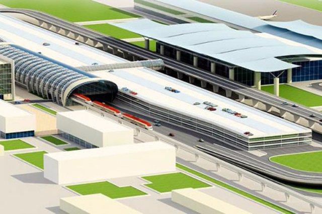 Украина до сих пор не решила, что делать с китайским кредитом на поезд-экспресс в аэропорт Борисполь
