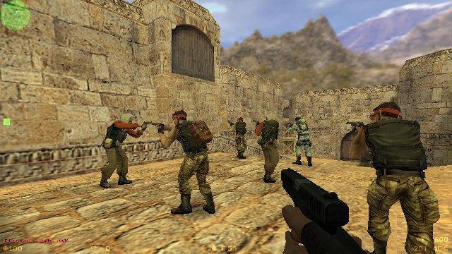 Играйте вместе с нами в Counter strike 1.6