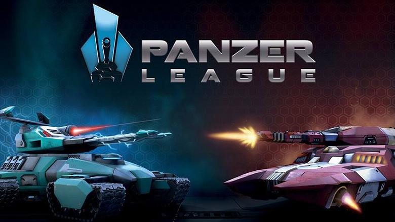 «Panzer League» – не совсем обычная MOBA