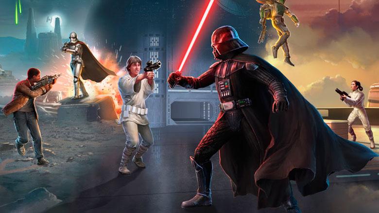 Софт-запуск «Star Wars: Rivals» — Cover Based игры от Disney