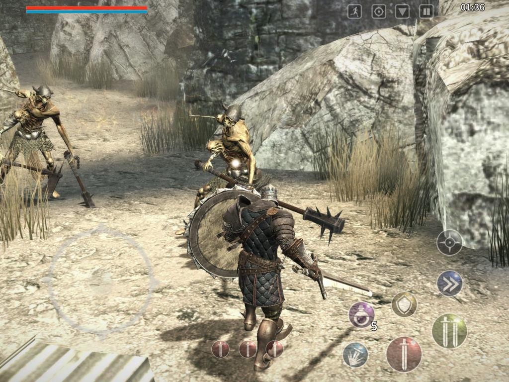 «Animus – Stand Alone» – эффектный Action/RPG в духе серии игр «Dark Souls» с акцентом на сражения с боссами