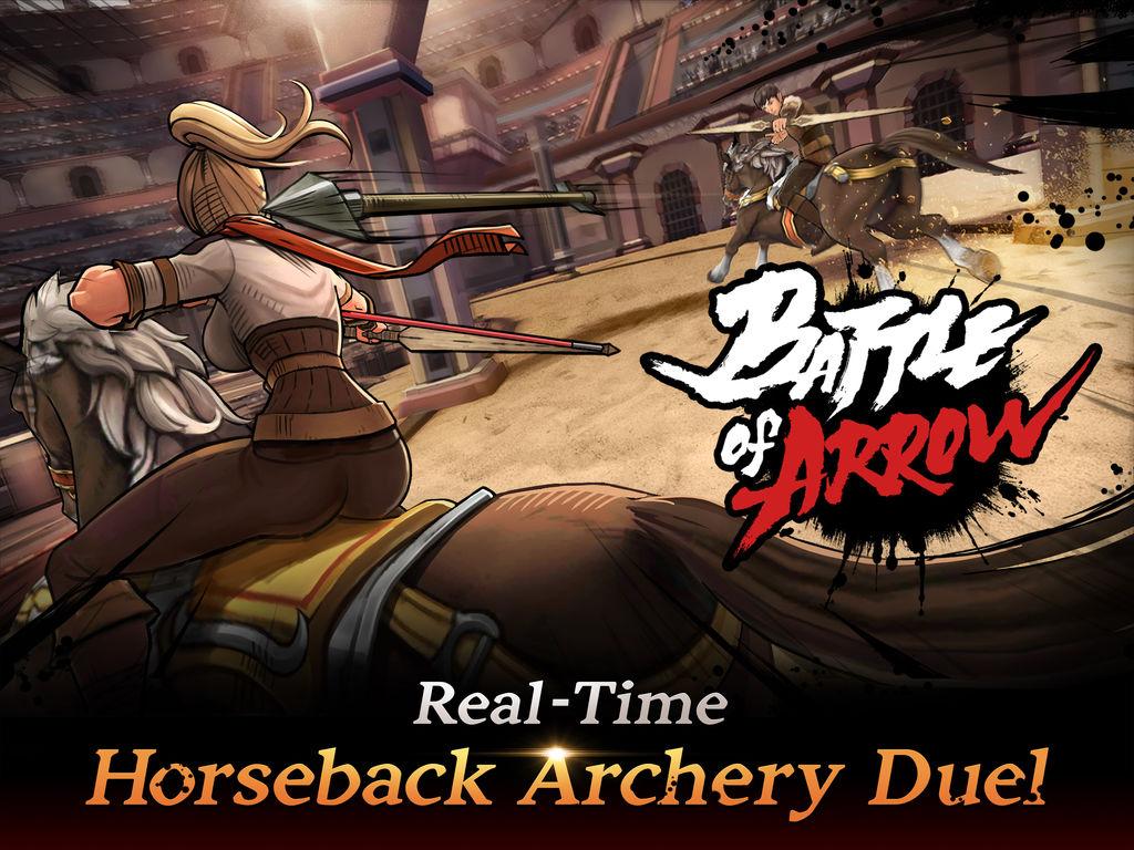 «Battle of Arrow»: дуэли конных лучников в сел-шейдинговой обработке