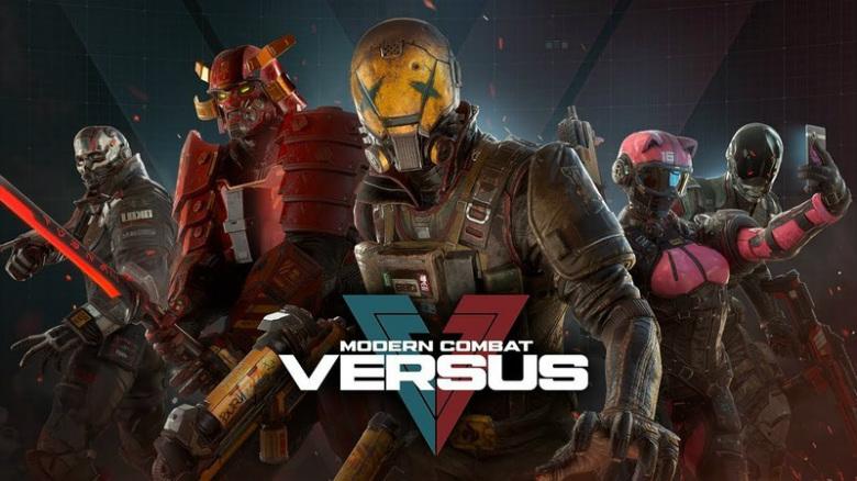 «Modern Combat Versus» — попытка Gameloft сделать свою Overwatch