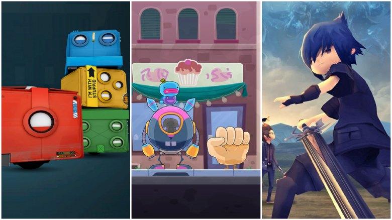 7 лучших iOS-игр за февраль 2018