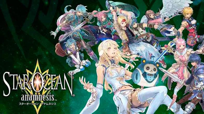 «Star Ocean: Anamnesis» – новая игра Square Enix про космос по одной из знаменитых серий