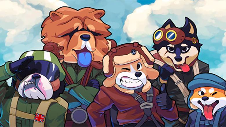 «Thunderdogs»: громопсы готовы к бою!