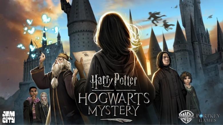Дебютное видео игрового процесса «Harry Potter: Hogwarts Mystery»