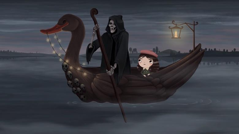 Вышел первый трейлер «Little Misfortune». Психоделический квест получит поддержку русского языка и выйдет в начале 2019