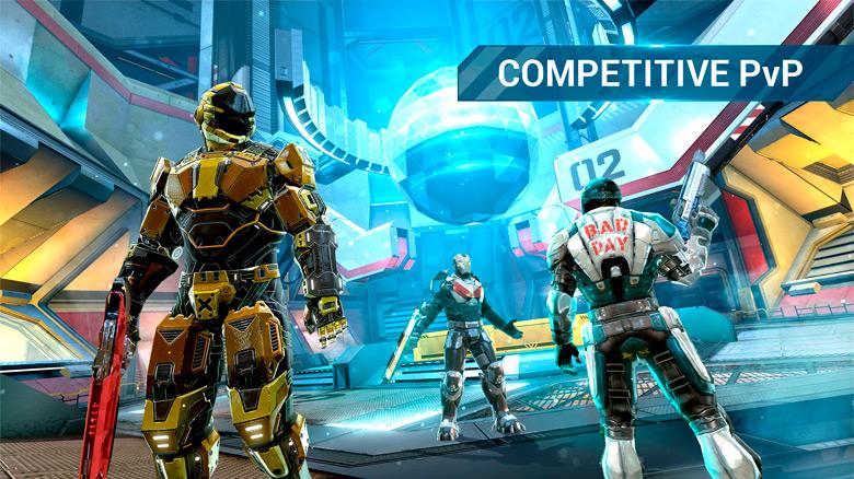 Стартовал софт-запуск эффектного FPS «Shadowgun Legends» компании Madfinger Games