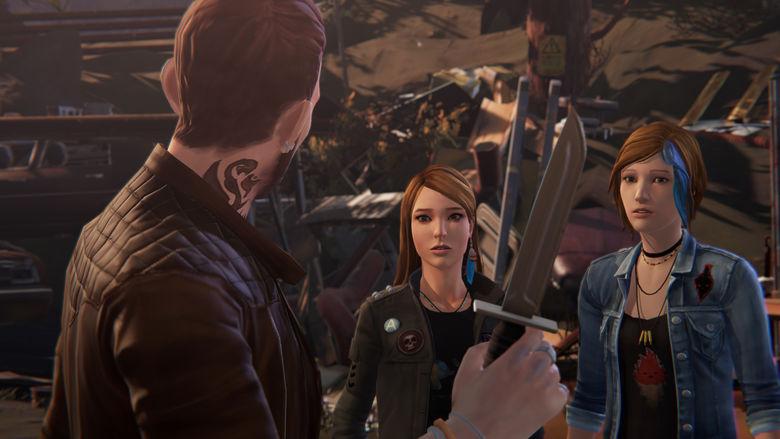 «Life Is Strange: Before The Storm» – приквел про приключения бунтарки