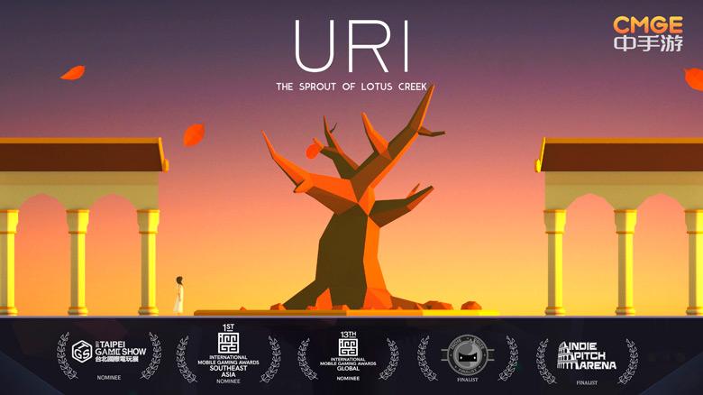 «Uri: The Sprout Of Lotus Creek» — станьте спасителем красивого мира