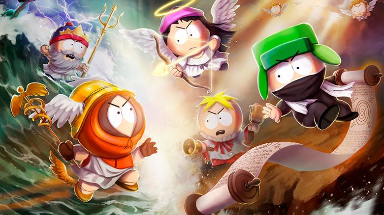 Открыта предварительная регистрация на «South Park: Phone Destroyer», в качестве бонуса костюм Челмедведосвина