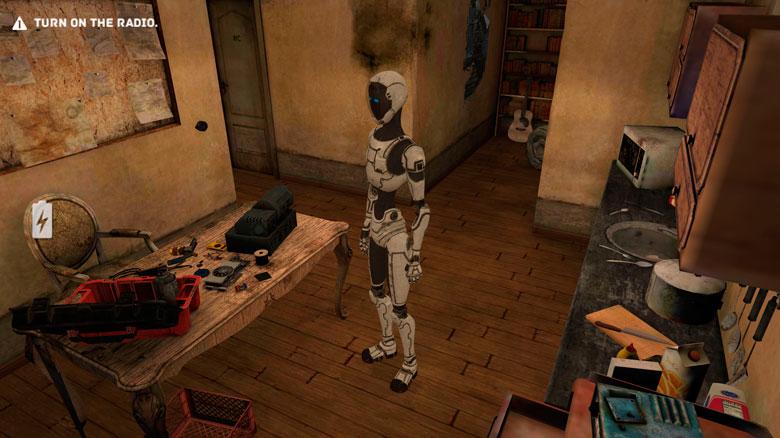 «The Uncertain» – постапокалиптическое приключение про роботов