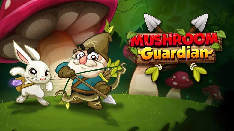 Победите Жабьего Короля в олдскульном платформере «Mushroom Guardian»