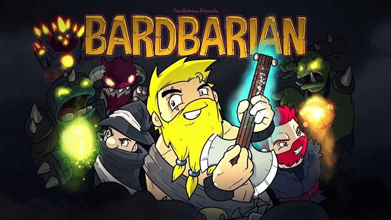 «Bardbarian» вновь вернулся на iOS, теперь с Premium Edition