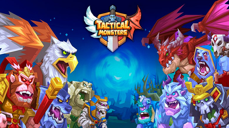 Стала известна точная дата выхода «Tactical Monsters Rumble Arena»