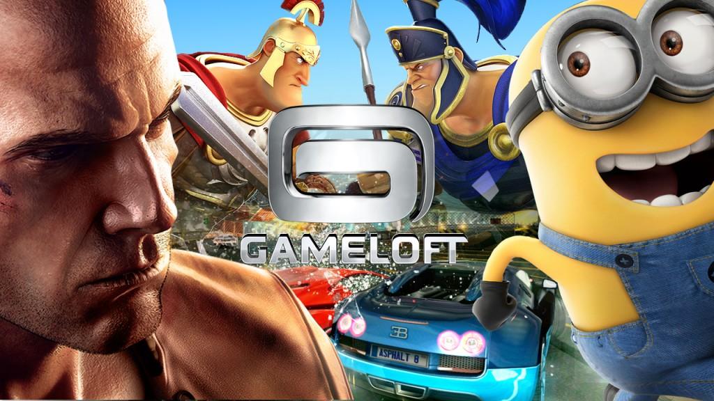 Игры от компании «Геймлофт»