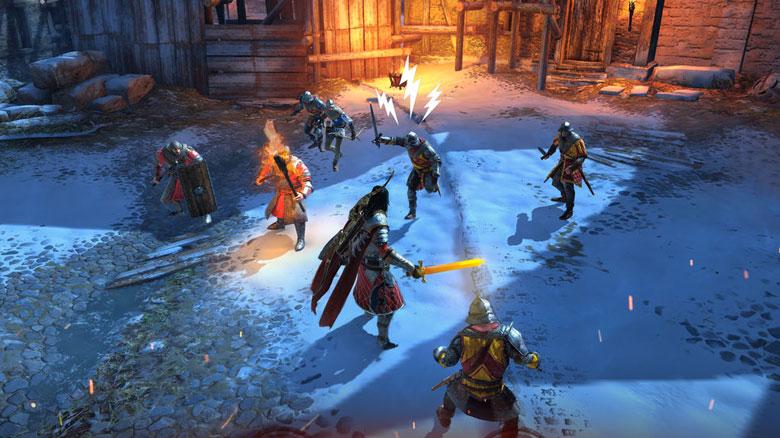 Мировой релиз новой игры от Gameloft «Iron Blade: Medieval»