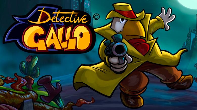 Приключенческая игра «Detective Gallo» появится на iOS