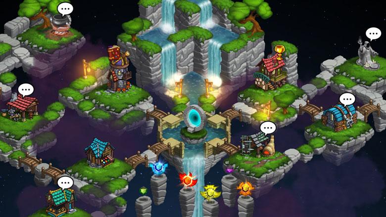 Порт пошаговой roguelike-RPG «Rogue Wizards» уже доступен в App Store