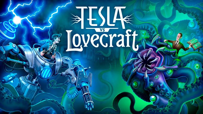 Долгожданный шутер «Tesla vs Lovecraft» от 10Tons появится на следующей неделе [предзаказ]