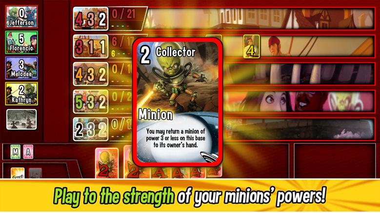 «Smash Up!» – безумная, но увлекательная карточная игра