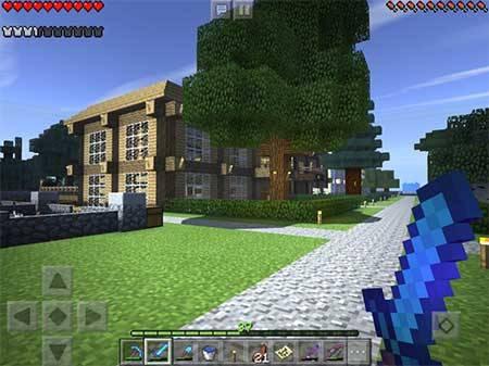 Скачайте новую версию Minecraft