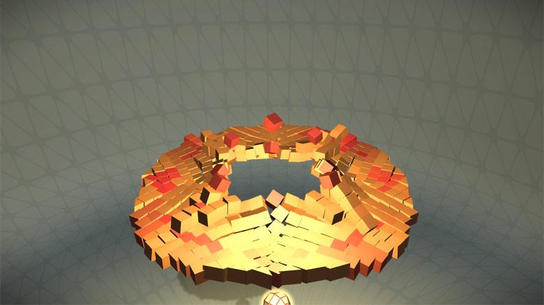 «Art of Gravity» – когда нужно разрушить все, вплоть до вокселя