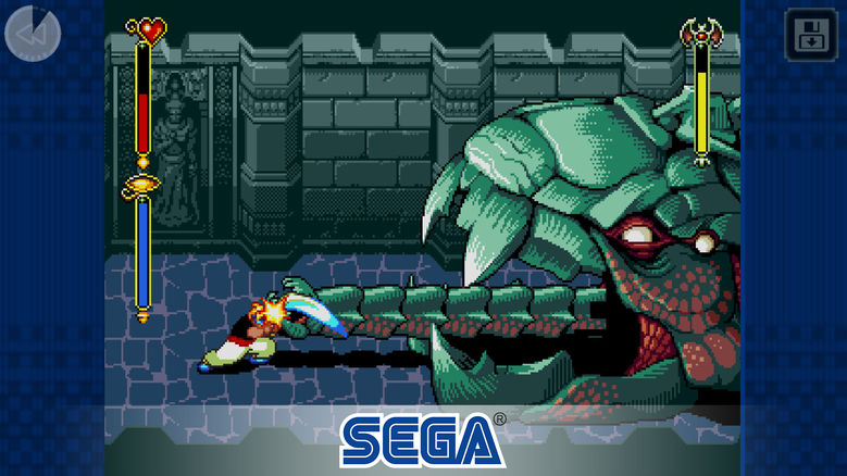 Порт «Beyond Oasis Classic», масштабной action-RPG с легендарной «шестнадцатибитки» от SEGA