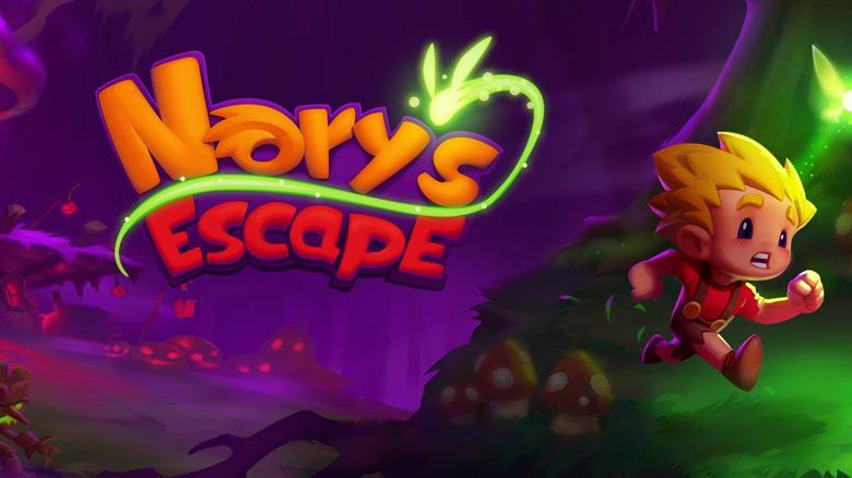 «Nory's Escape» – необычный раннер с красивой графикой