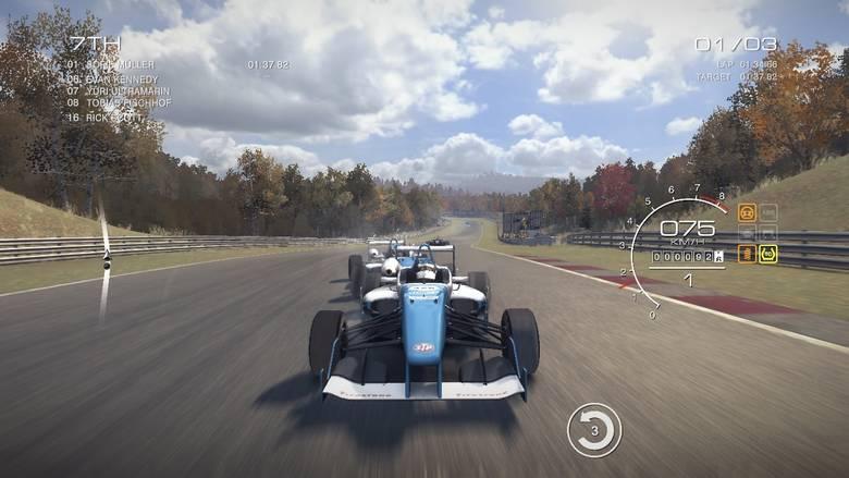 «Grid Autosport» – лучшая мобильная гоночная игра и с этим сложно поспорить