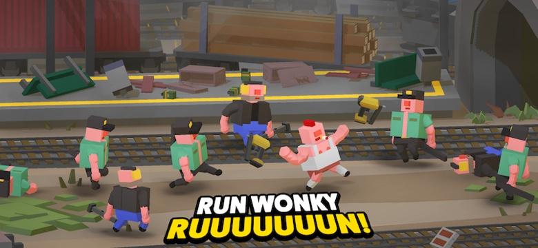 Забавная «Agent Wonky» от создателя «Tap Hero» стала доступна для предварительного заказа