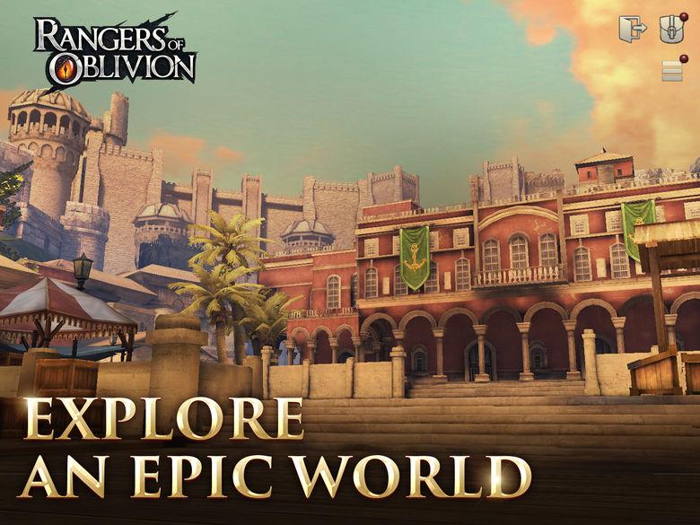Охота на монстров в «Rangers of Oblivion»: а вы готовы стать Рейнджером?
