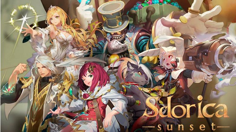 Rayark открыла предварительную регистрацию на красивую RPG-головоломку «Sdorica -Sunset-»