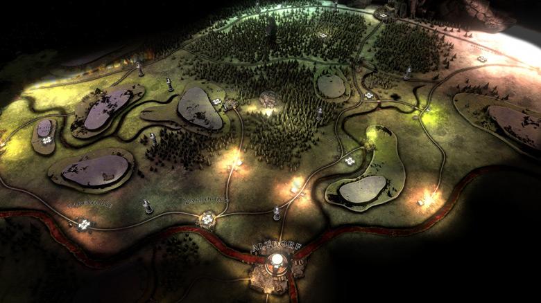 Первый трейлер великолепной стратегии «Warhammer Quest 2: The End Times»