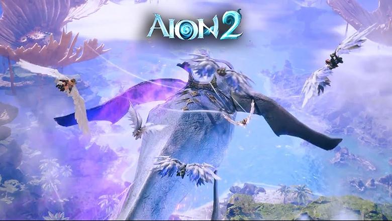 NCsoft анонсировали сразу несколько мобильных проектов – среди них «Aion 2» и «Blade & Soul II»