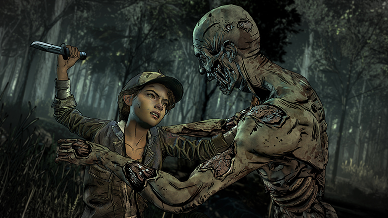 «The Walking Dead: The Final Season»: заключительная глава истории Клементины