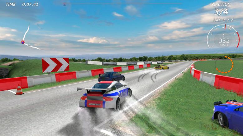 Состоялся релиз «Rally Fury», симулятора гонок по бездорожью
