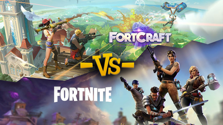 «FortCraft» от NetEase – «Fortnite» для бедных?