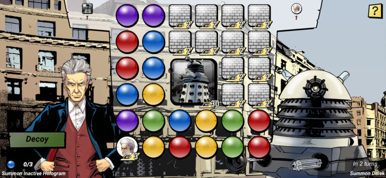 Запрыгивайте в ТАРДИС, нас ждёт «Doctor Who: Infinity»