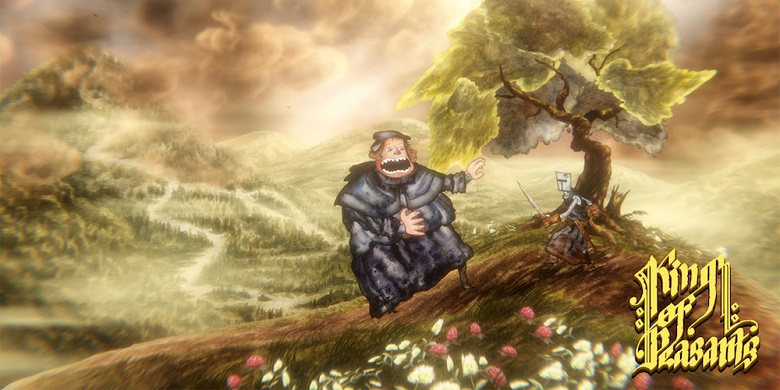 «King of Peasants» — когда на смену пикселям пришли акварельные краски