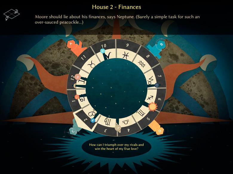 Новая необычная игра «Astrologaster» от создателей «Tengami»