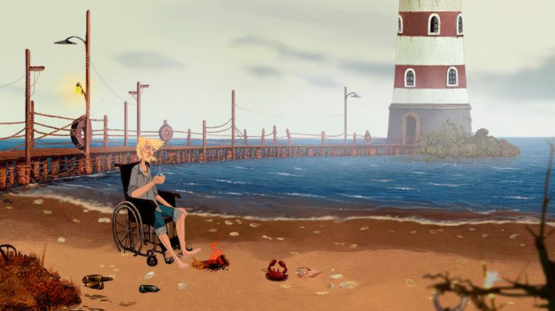 Меланхоличная «Memoranda», основанная на произведениях Харуки Мураками, готовится к выходу для мобильных устройств