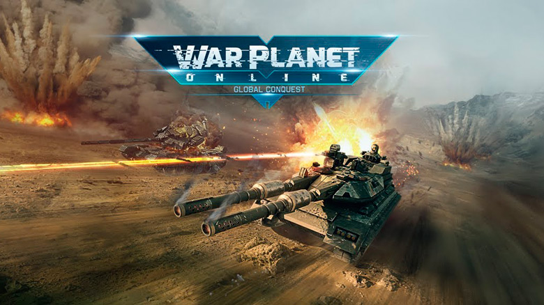 «War Planet Online: Global Conquest»: война решает всё