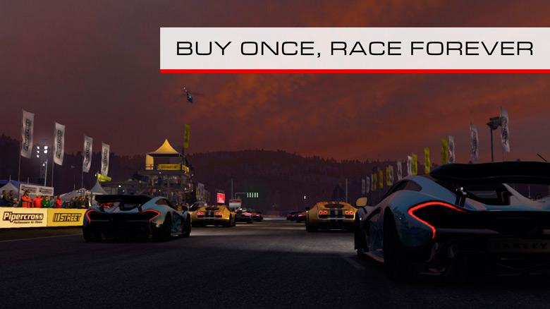 «GRID Autosport» появилась в новозеландском App Store