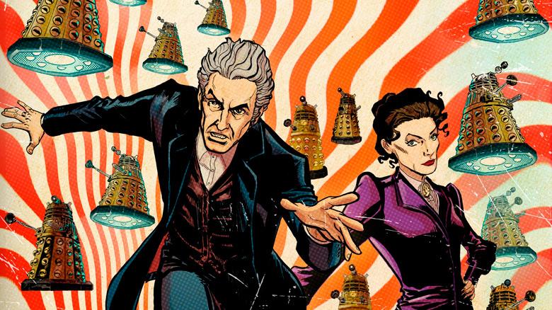 «Doctor Who: Infinity». Старый Доктор – новые приключения