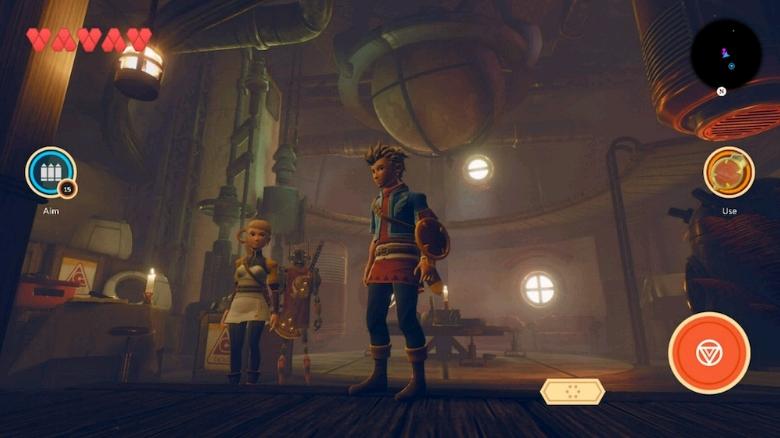 Cornfox&Bros опубликовала новые кадры из долгожданной «Oceanhorn 2: Knights of the Lost Realm»