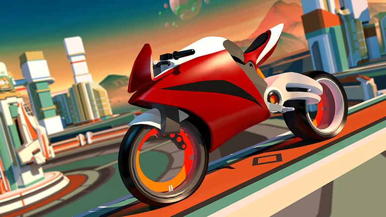 «Gravity Rider»: когда технический прогресс идёт, но гравитация остаётся неизменной