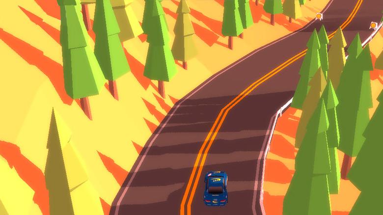 «Rally Legends»: ралли – дело серьёзное!